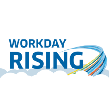 Workday Rising Icon