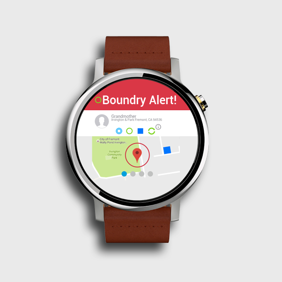 Keepr Android Wear App Icon
